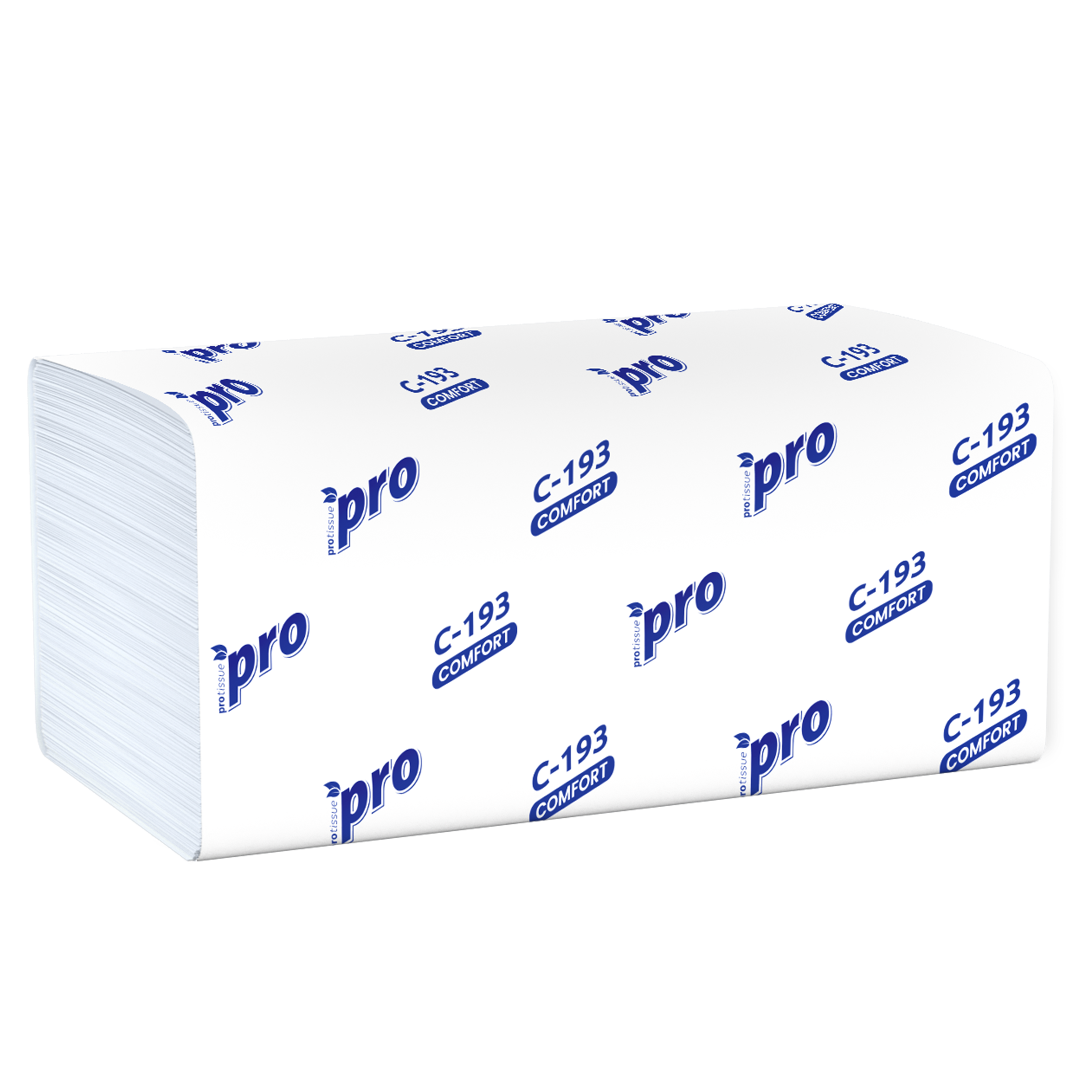 Полотенца бумажные V-сложения