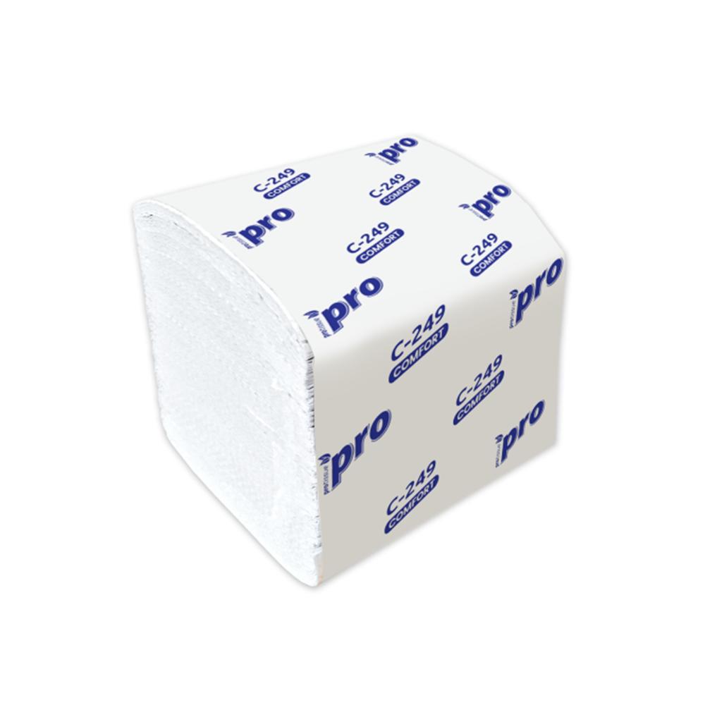 С249_Листовая туалетная бумага PROtissue